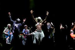Umbria Jazz 2016 - George Clinton Parliament Funkadelic - Free Hand (G.hostbuster (Gigi)) Tags: umbriajazz2016 concert lightshadows night ghostbuster freehand