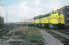 C&NW F7 403 (Chuck Zeiler) Tags: cnw f7 403 railroad emd locomotive train chz