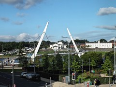 Peace Bridge (glynspencer) Tags: londonderry colondonderry northernireland gb