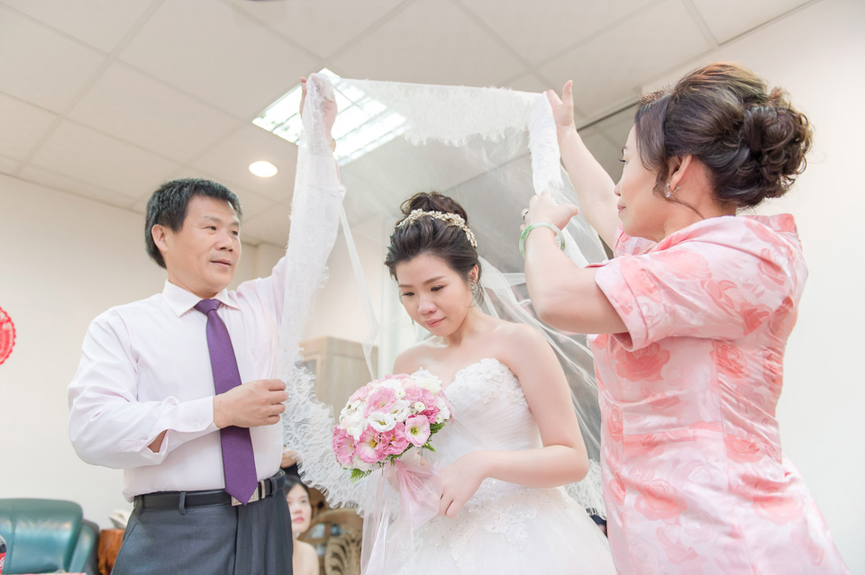 台南婚攝 情定婚宴城堡永康館 婚禮紀錄 C & V 076