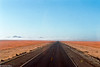 Peru (katha.mau) Tags: road street travel sky cloud peru southamerica ruta clouds analog carretera himmel wolke wolken route estrada goinghome wüste weg reise rodovia heimfahrt südamerika strase kathamau kathamaucom