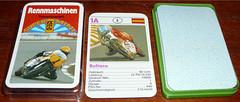 FX Schmid Rennmaschinen (Zappadong) Tags: game card trump cardgame quartett trumpf kartenspiel trumps spielkarten kwartet quartettspiel technikquartett zappadong