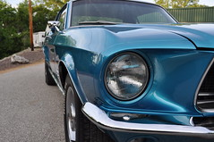 """1968 Ford Mustang • <a style=""""font-size:0.8em;"""" href=""""http://www.flickr.com/photos/85572005@N00/17649314864/"""" target=""""_blank"""">View on Flickr</a>"""