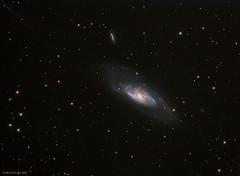 M106 (CSky65) Tags: ngc galaxy canesvenatici ngc4258 m106 seyfert astrometrydotnet:status=solved astrometrydotnet:id=nova1119900