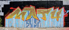 graffiti in amsterdam (wojofoto) Tags: amsterdam graffiti streetart wojofoto wolfgangjosten ndsm 2015 aerosol maty nederland netherland holland