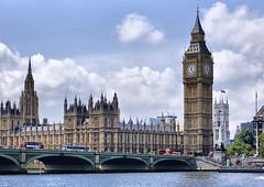 The Palace of Westminster (kodama_3) Tags: voyage uk trip bridge london westminster parliament bigben palace pont westminsterbridge the thepalaceofwestminster unitdkingdom