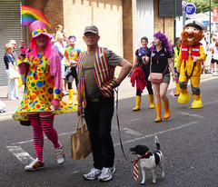 Pride parade (Durley Beachbum) Tags: people procession gaypride bournemouth odc