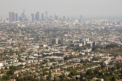 Los Angeles (Henrique O Ferreira) Tags: california summer urban usa skyline america la losangeles downtown cityscape unitedstates hollywood northamerica griffithpark griffithobservatory griffith scape losangelesskyline laskyline