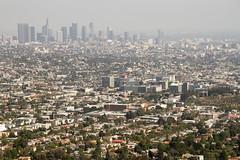 Los Angeles (Henrique O Ferreira) Tags: california summer urban usa skyline america la losangeles downtown cityscape unitedstates hollywood northamerica griffithpark griffithobservatory griffith scape losangelesskyline laskyline