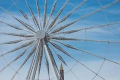 Opposition (Positif+) Tags: france iledefrance lieux paris scènesderue techniquephoto îledefrance tuileries concorde manège obelisque