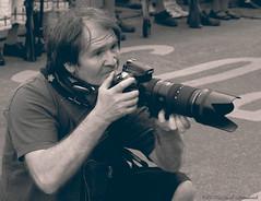 Photographer (Natali Antonovich) Tags: street camera brussels portrait monochrome photographer belgium belgique belgie stare reverie photographercamera sweetbrussels magicianfriendcamera