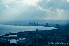 View from the CN Tower (barbaracp97) Tags: lakeontario view toronto canada cntower
