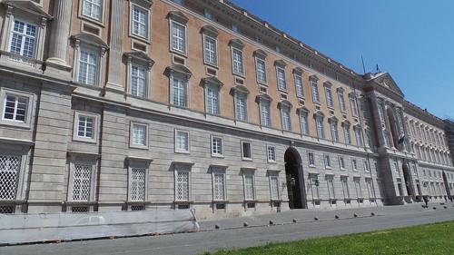 Reggia Caserta - Bourbon royal palace