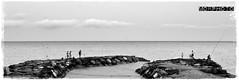 PESCADORES (Olga Morales Psicloga) Tags: playa beach fisher paz peace