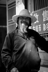 Seor chino (Picabal) Tags: happiness felicidad chino chineseman