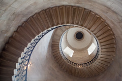 Spiral Stairs (Lars verb) Tags: stairs spiral church cathedral london england stpauls canoneos5dmarkii canonef1740mmf4lusm architecture