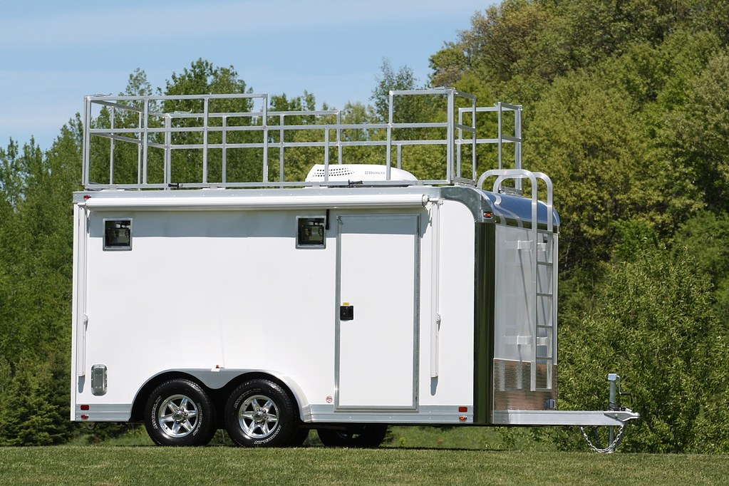 The world 39 s most recently posted photos of atc and trailer for Rv with roof deck