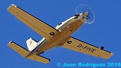 D-FIVE - Private - Socata TBM 700 (Juan Rodriguez - PMI/LEPA) Tags: nikon d90 sigma 70200mm 80400mm pmilepa aeropuerto airport sonsanjuan sonsantjoan palma mallorca plane airplane aeronave aeroplano aircraft dfive socatatbm700