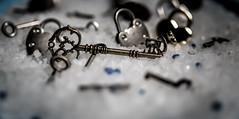 _U7A6331_1 (Robert Björkén (Hobbyfotograf)) Tags: key bokeh padlock