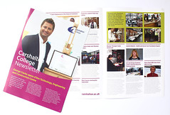Carshalton College Newsletter 2016 (aydinimustafa) Tags: graphics graphic graphicdesign design art artwork illustration type text typography editorial layout book colour college school university work job placement photography grid inspiration posters poster banner leaflet digital print photoshop indesign illustrator carshalton kingston branding campaign summer brand logo marketing advertisement ideas development billboards socialdesign exploration experimentation xerox newsletter
