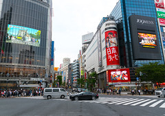 Shibuya crossing, Kanto region, Tokyo, Japan (Eric Lafforgue) Tags: road street city people urban car japan horizontal advertising outdoors japanese tokyo asia day crossing crowd shibuya citylife billboard advertisement busy starbucks pedestrians billboards popular adults advertisements groupofpeople 109 zebracrossing crowded advertise urbanscene kantoregion advertisingsign buildingexterior urbanarea advertisingsigns 9people colourpicture japan161027