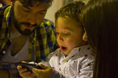 Gustavo, Valentino y Carolina (Alvimann) Tags: boy woman baby kids digital canon kid mujer women nios nio mujeres canoneos babyboy varon canon550d canoneos550d alvimann
