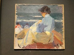 Sorollo and the Paris years, Musee des Impressionnismes, Giverny, Etudes, oil studies, studies (Paris Breakfast) Tags: giverny studies etudes sorolla oilstudies sorolloandtheparisyears museedesimpressionnismes