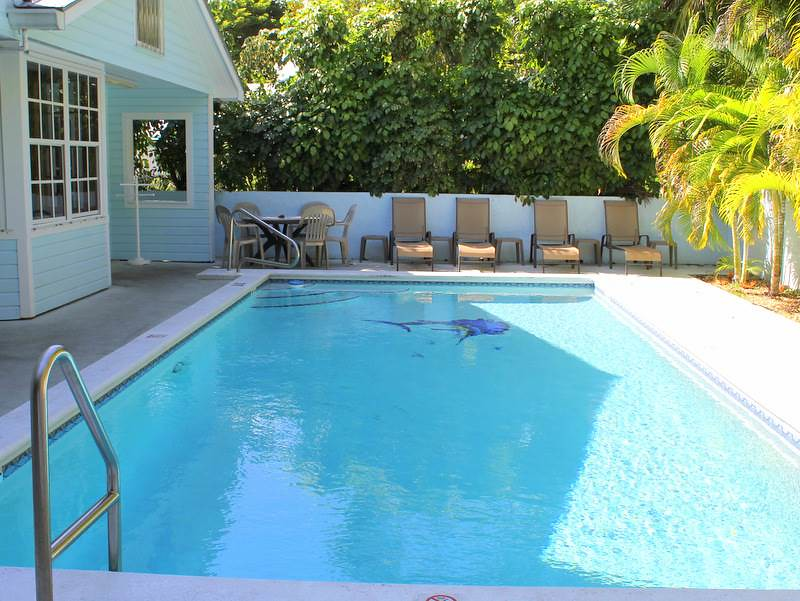 Casa Grande 5 Bedroom House Just Off Duval Street Key