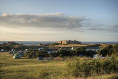 Saye Campground, Alderney (neilalderney123) Tags: 2016neilhoward alderney saye camping tents fort chateaultoc landscape