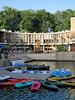 Lake Anne Plaza, Reston (dckellyphoto) Tags: reston lakeanne lakeanneplaza virginia restonvirginia restonva plaza outside fountain modern exterior concrete brick water fairfaxcounty summer 2016