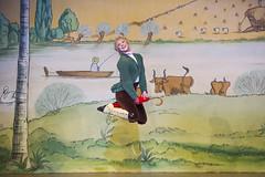 How <em>La Fille mal gardée</em> creates pastoral magic through 'Marmite' cartoons