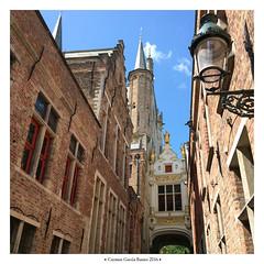 Callejn del burro ciego (Blinde Ezelstr.) (carmen.gb) Tags: brujas brugge bruges brugse brgger belgium belgique flemish flandes flandria
