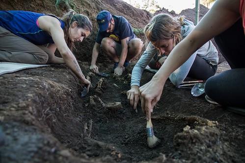 Exhumación en El Pando (León) (10)