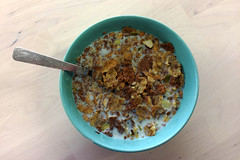 Lunch (domit) Tags: lunch cereals theoffice bornem belgium