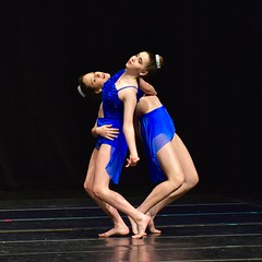 Together in art (R.A. Killmer) Tags: dance danceworkshopbyshari dancer blue skill smile teens performance performer stage talented