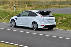 RS in 2016 (v6rev) Tags: 2010 ford focus rs turbo i5 white weiss bianco car auto automotive kfz automobil machina c307 mk2 mkii
