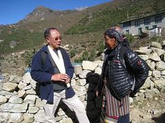 Khumbu (wronskydk) Tags: tenzingnorgay namchebazar khumbu nepal