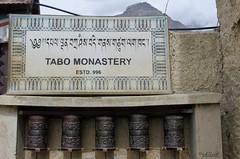 Estd: 996; Tabo Monastery, Tabo, Himachal (Piyush.Saxenaa) Tags: nikon d5100 nikond5100 18105 18105mm nikon18105mmf3556 nikon18105mmafsdxzoomnikkorf3556gedvrlens piyush piyushsaxena piyushsaxenaa psphotography tabo tabomonastery estd996 year996 996 996ad monastery himachal spiti spitivalley 1020 years old