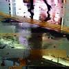 水様=Appearance of water-128/Stillness and motion in the rain (kouichi_zen) Tags: rain reflction city shadow stone tokyo ground