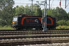 20160709 2297a (szogun000) Tags: skierniewice poland polska railroad railway rail pkp station engine locomotive lokomotywa  lokomotive locomotiva locomotora electric elektrowz koda class140 140042 1400423 stk stkwrocaw d291 d2911 d2912 d29529 dzkie canon canoneos550d canonefs18135mmf3556is