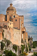 cagliari (heavenuphere) Tags: cagliari sardegna sardinia sardinie italia italy europe island historic city castello cathedral church building architecture 24105mm