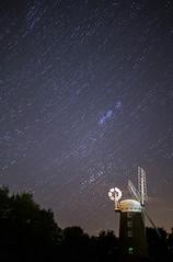 Perseid Meteor Shower 2016 (Chris Bainbridge1) Tags: perseid meteor shower derehamwindmill uk shooting stars 2016