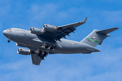USAF C-17A 99-0166 (Josh Kaiser) Tags: 990166 c17 c17a mcchord reach303t usaf
