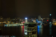 Kowloon view at night - Hong Kong (EHA73) Tags: aposummicronm1250asph leica leicam typ240 kowloon harbor victoriaharbor nightphotography hongkong cityscape lights kowloonbay leicamp