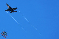 Cazas en Len (A.GibajaPhotography) Tags: cazas planes avion aviones plane jet bird fly sky ejercito espaol ejercitoespaol spanisharmy ejercitodelaire war