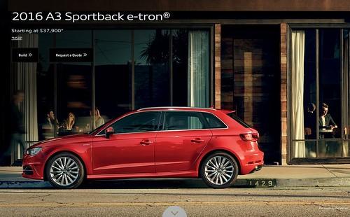 Audi A3 e-tron 2017