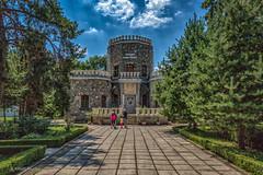 Iulia's Castle (Askjell's Photo - @work - very slow internet) Tags: bogdanpetriceicuhasdeu castle cmpina iuliahasdeu romania spiritism spooky ghost ghostly hounted mystic mysticism