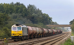 60066 (MSRail Photography) Tags: class60 60 freight petroleum special