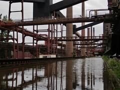 Zollverein (felring) Tags: essen zeche zollverein spiegelung