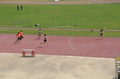 Sana demi-finale championnat de Tunisie Athltisme de 2015  El Menzah (Citizen59) Tags: el course 200 demi 100 finale sana menzah 2015 metres